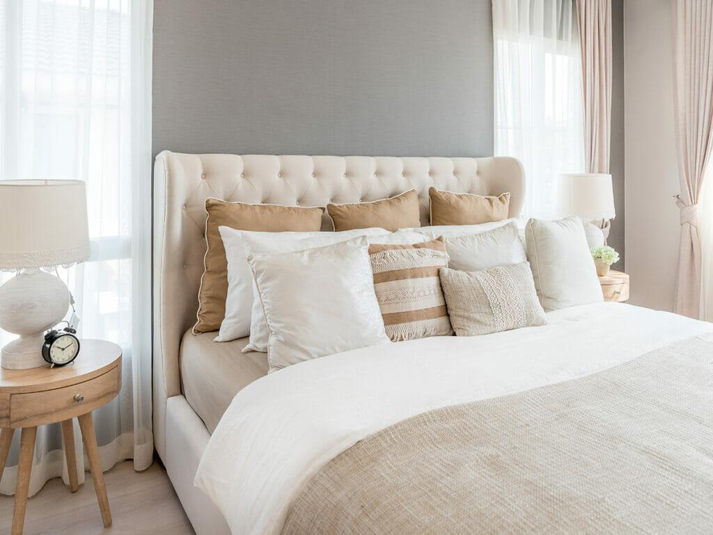 חדר שינה מסורתי