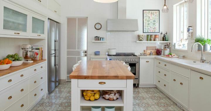 מטבח-כפרי-קלאסי | אבן קיסר